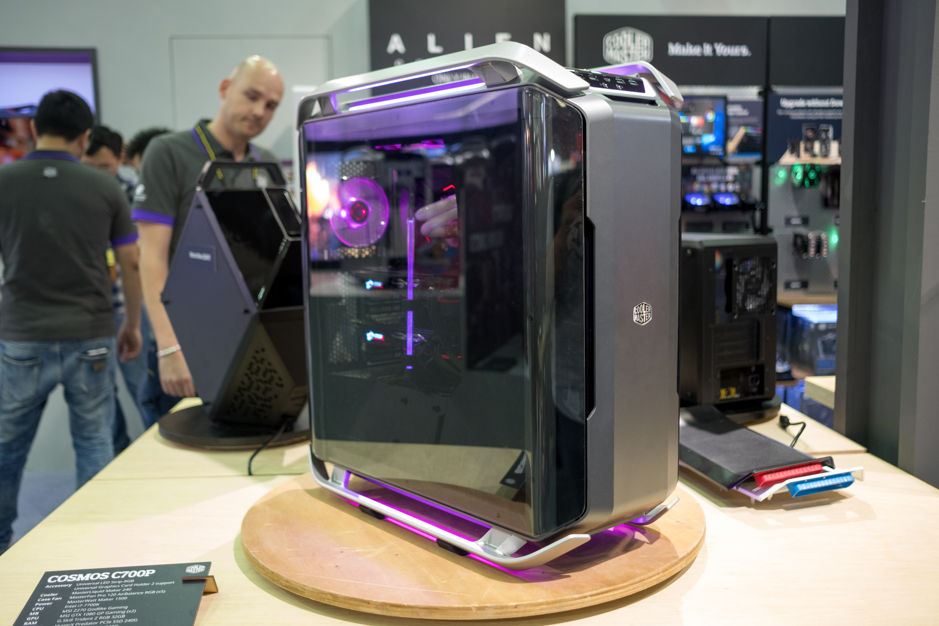 The best PC cases of Computex 2017