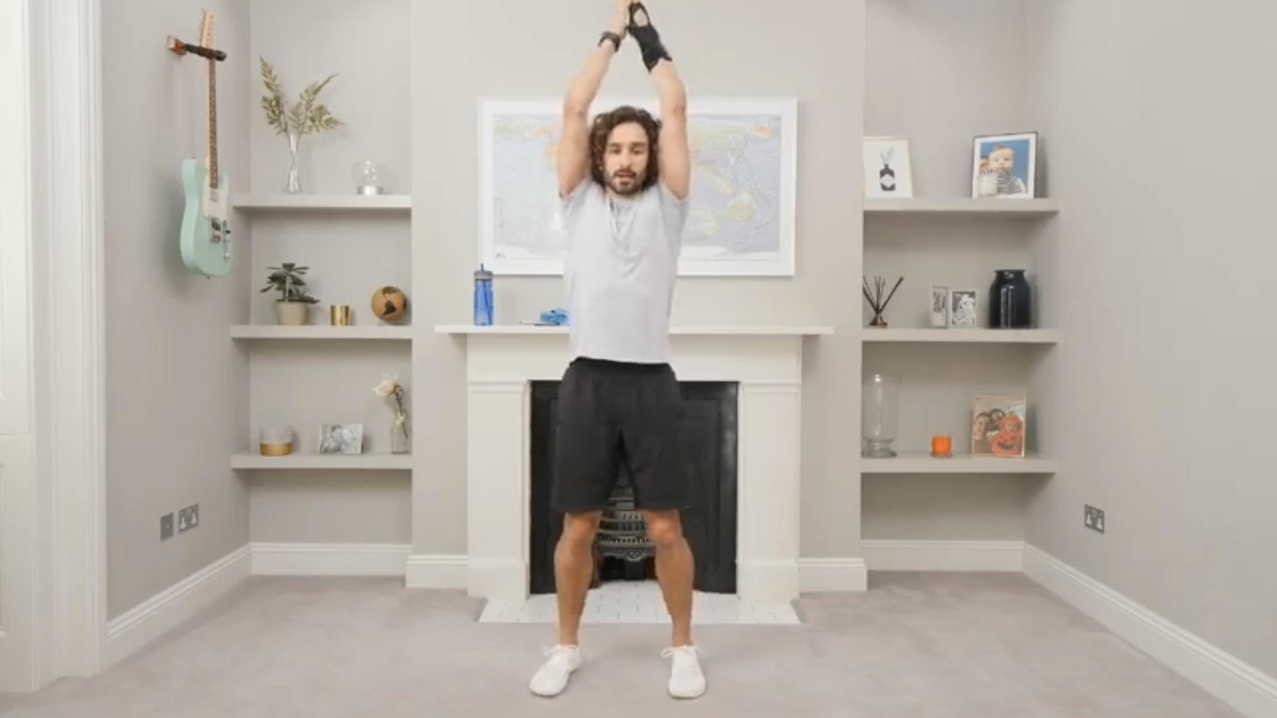 How to watch Joe Wicks' PE workout online
