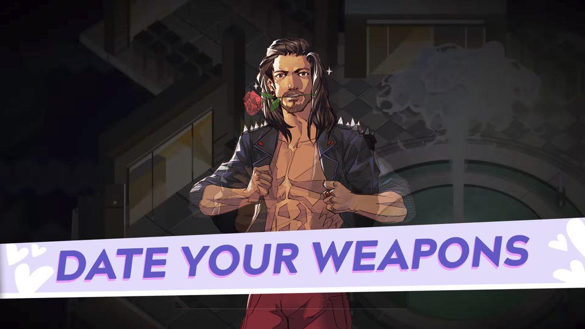 Date your weapons in dungeon crawler dating sim Boyfriend Dungeon