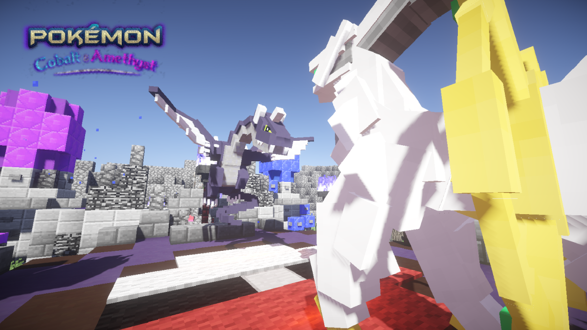 Play a fan-made Pokémon game in Minecraft without modding