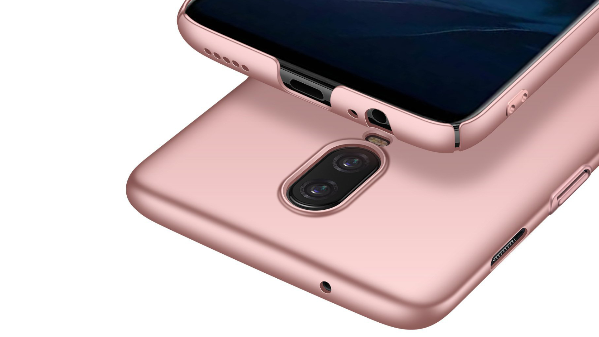 The case also comes with a wrist strap in case you want to keep it strapped to your wrist but out of your hand.