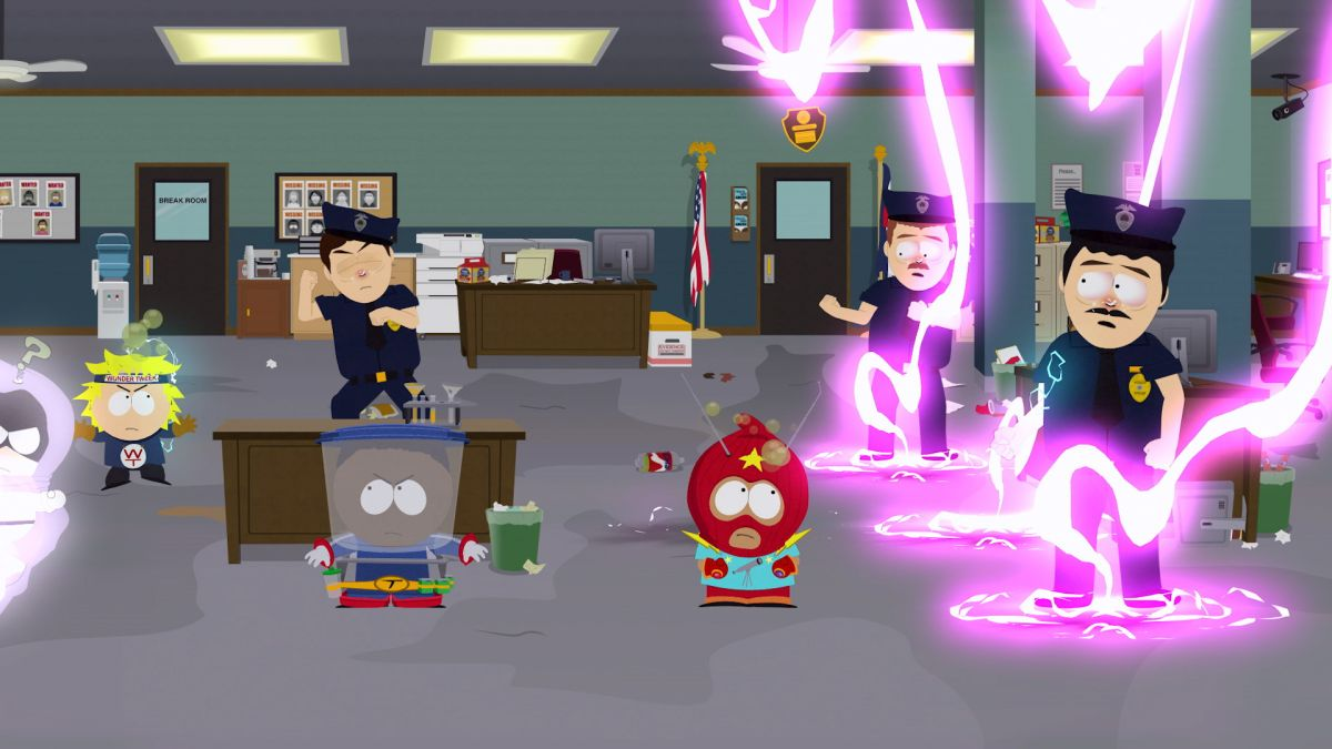 South Park: The Fractured But Whole out now, launch trailer launched