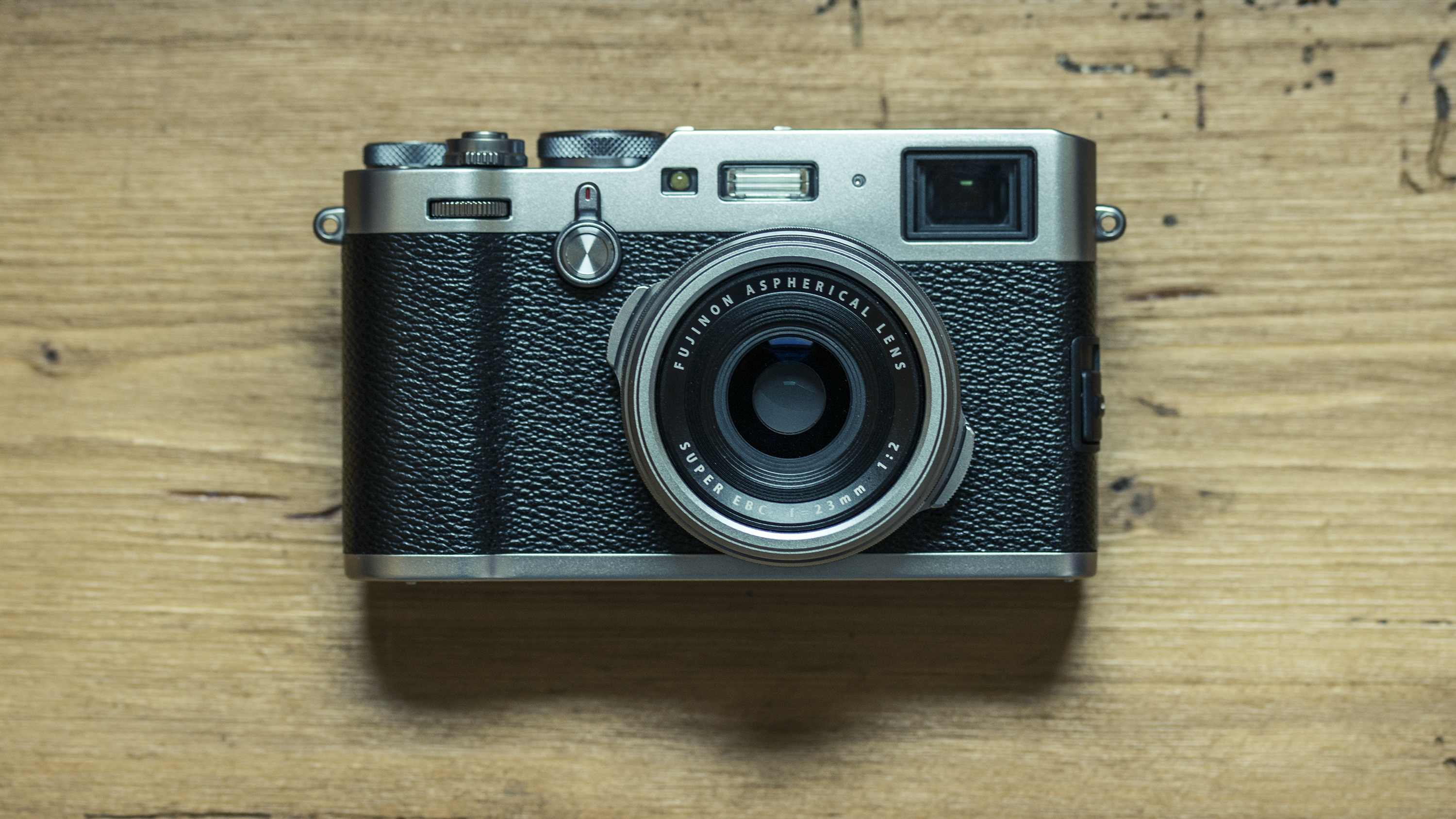 Best camera: Fujifilm X100F