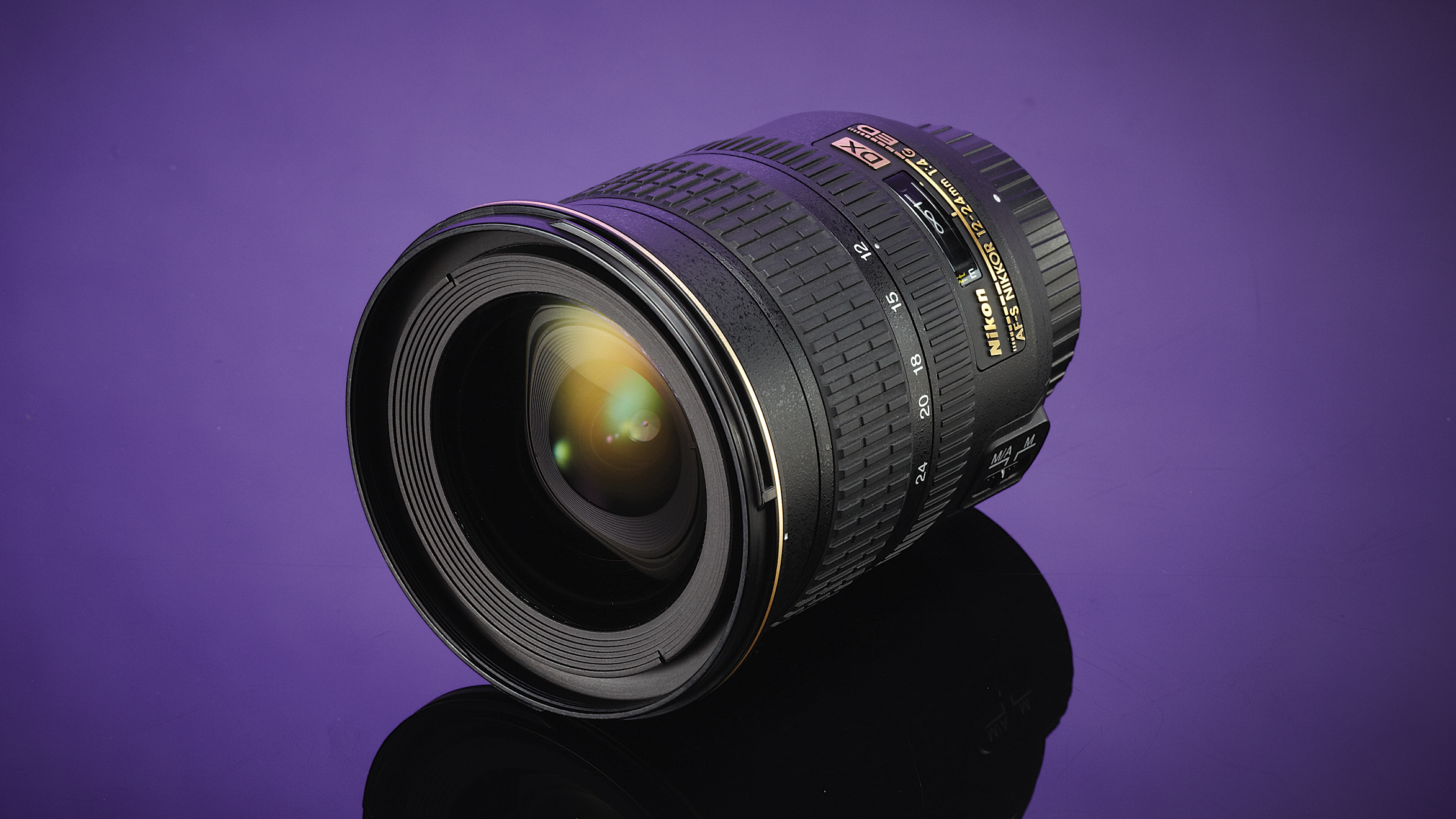 Nikon AF-S DX 12-24mm F/4G IF-ED