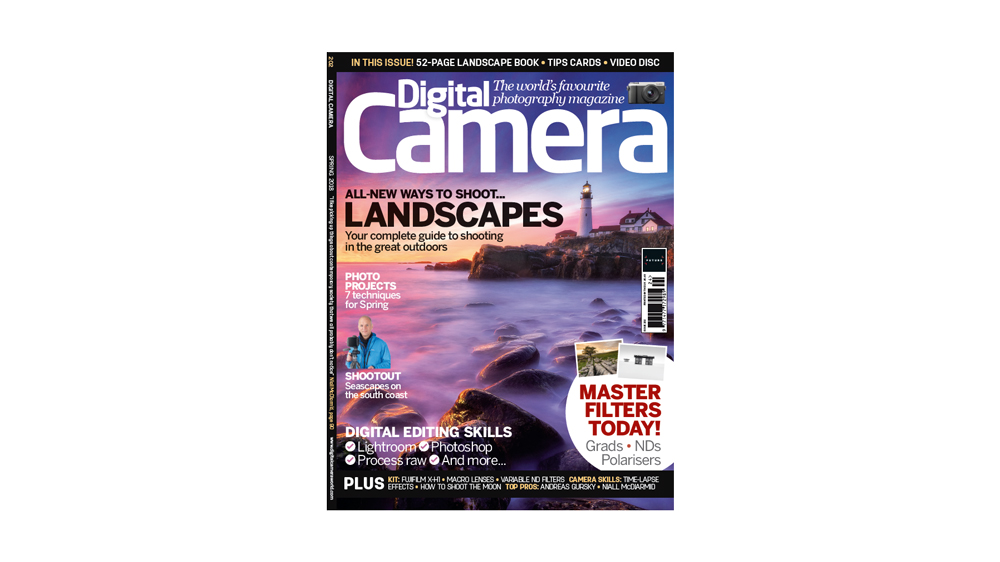 Subscribe to Digital Camera magazine and get editing software worth £99 for free