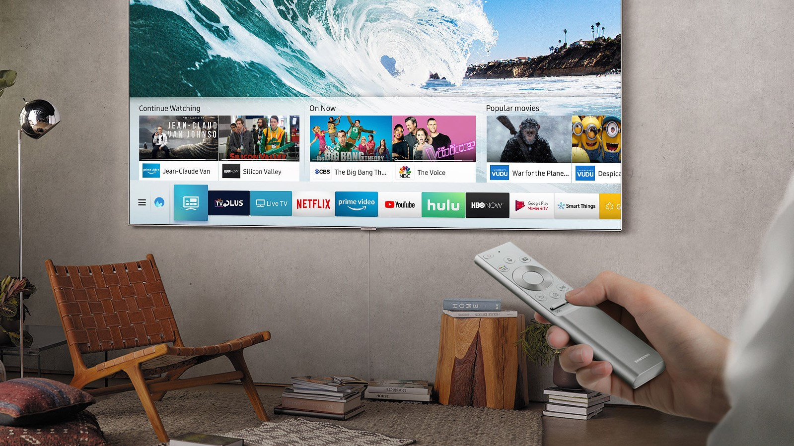 Best Smart TV 2018: Tizen