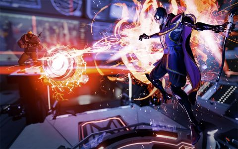 Volition Drops the Agents of Mayhem Launch Trailer