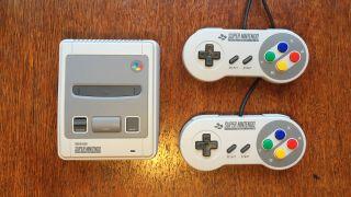 Has Nintendo nailed the retro throwback console