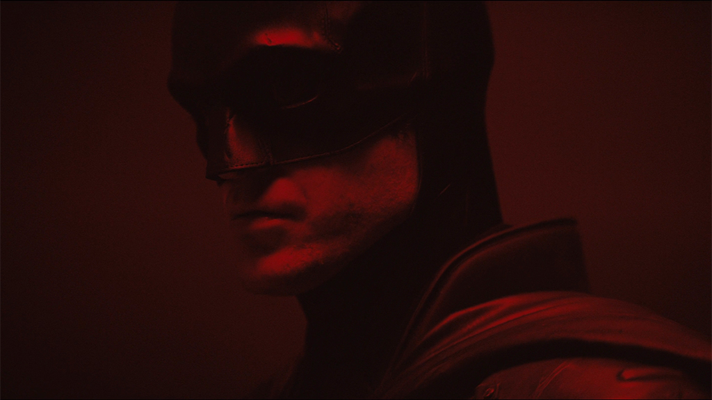 The Batman director shares first look at Robert Pattinson's sharp new batsuit