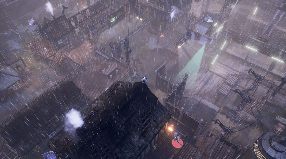 Seven: The Days Long Gone has Hitman-style disguises, time-manipulating mechanics