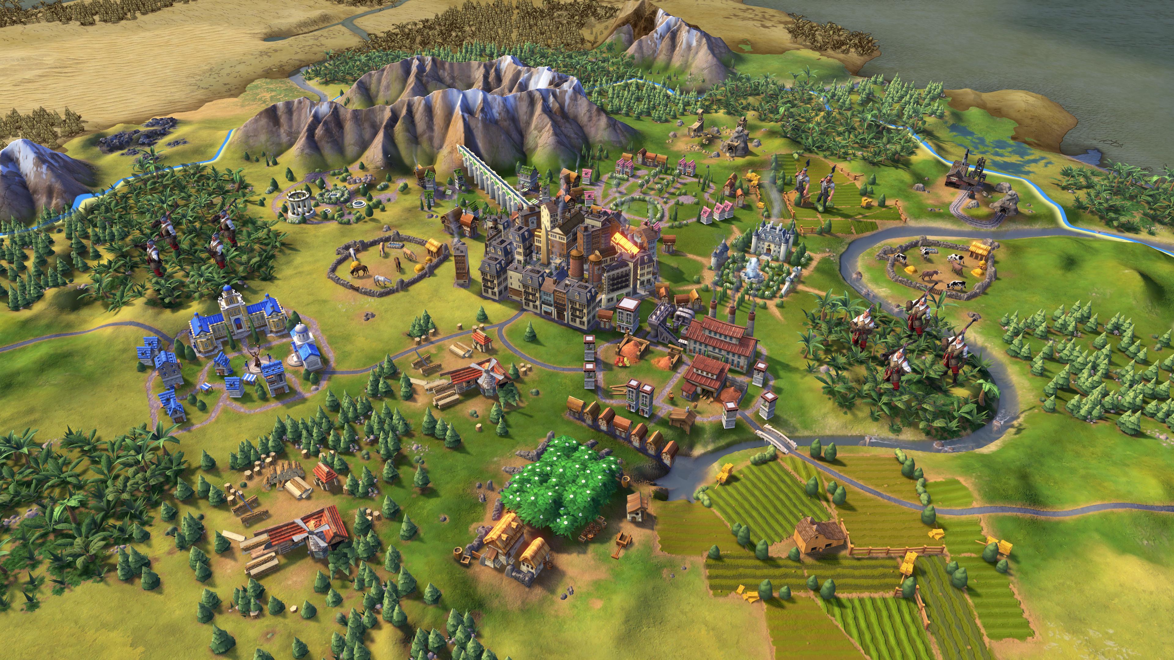 Скачать Торрент Игры Цивилизация 3