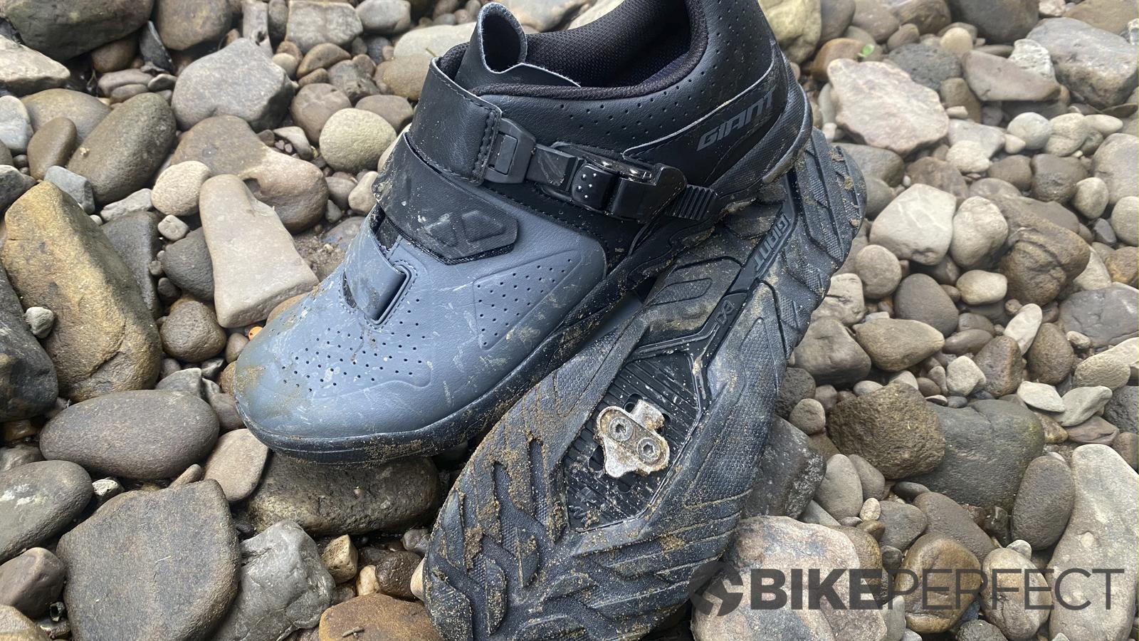 Giant Line mountain bike shoe review