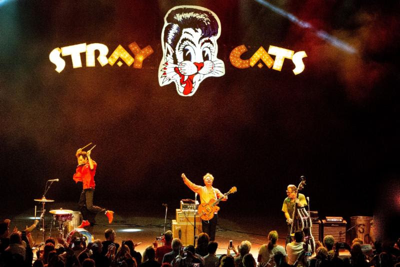 Stray Cats to Celebrate 40th Anniversary with First New Studio Album in 25 Years
