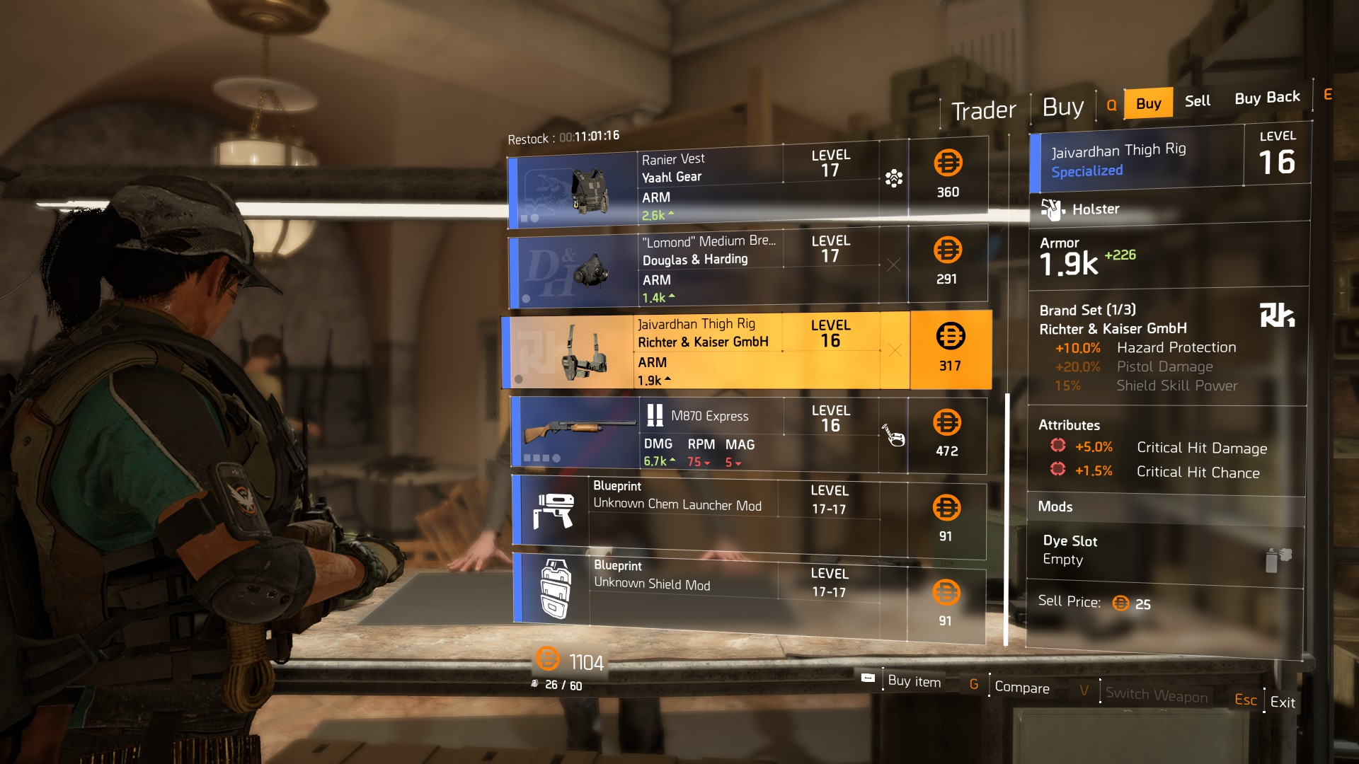 After Anthem, The Division 2 shows Bioware how to make a