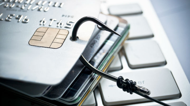Half of UK firms hit by phishing