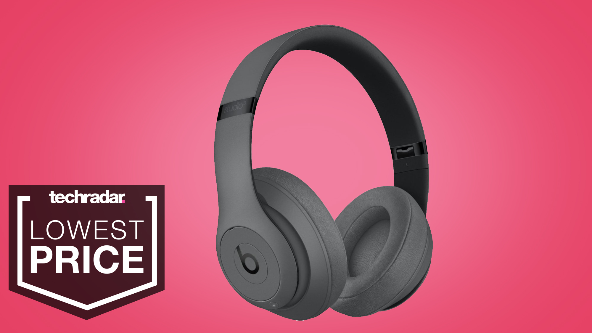 Beats Studio 3 price drops $170 in what has to be a holiday miracle