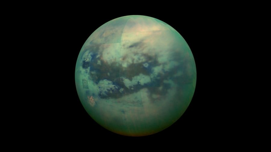 The tech we need to build a colony on Titan