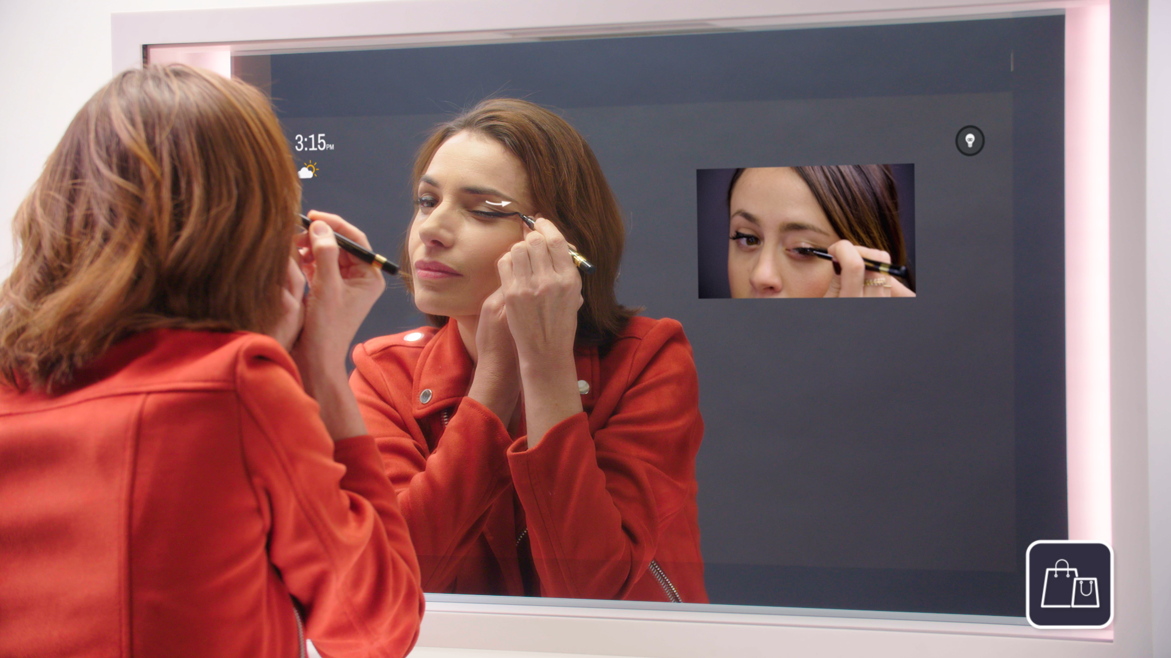 Your mirror may soon be able to decide the clothes you wear