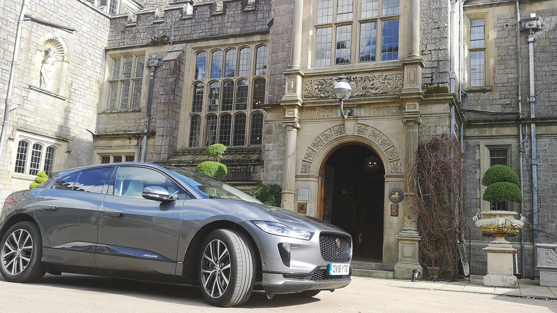 Jaguar I-PACE: pushed Lands End RftxskAxXZQc3ZjeUSGm