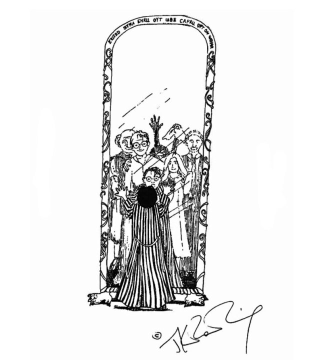 j k  rowling u0026 39 s early harry potter sketches are a must