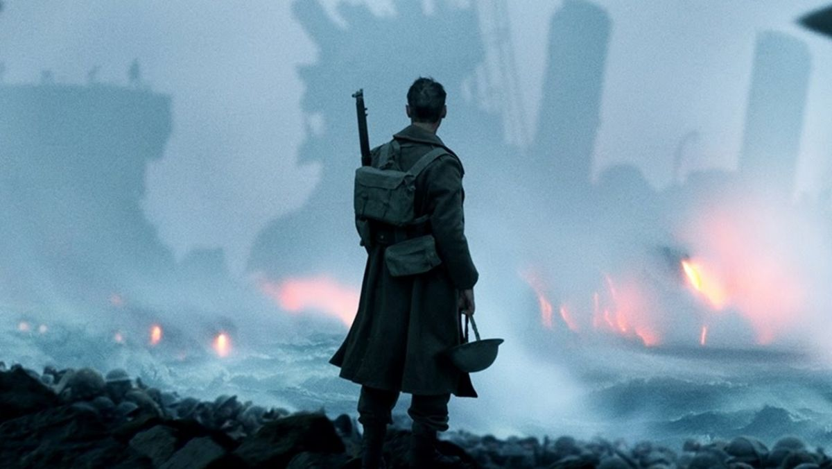 Take a sneak peek at Christopher Nolan's Dunkirk with this ...