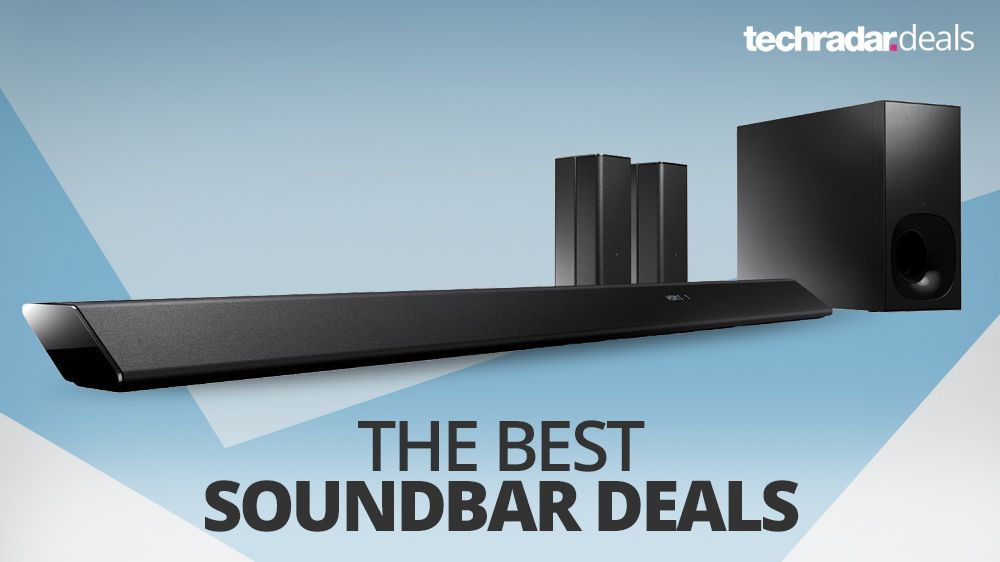 The Best Cheap Soundbar Deals In The January Sales 2018