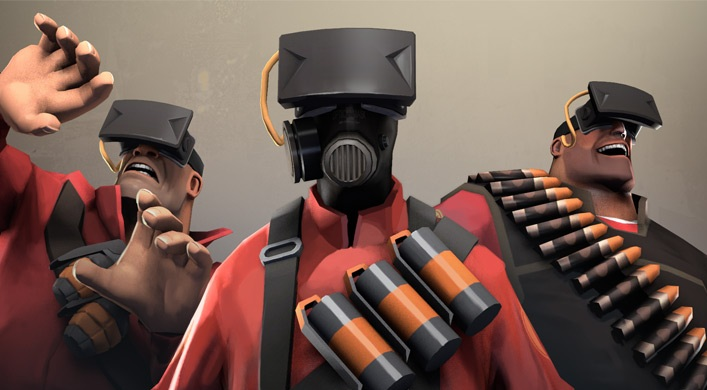 Valve's multiplayer shooter Team Fortress 2