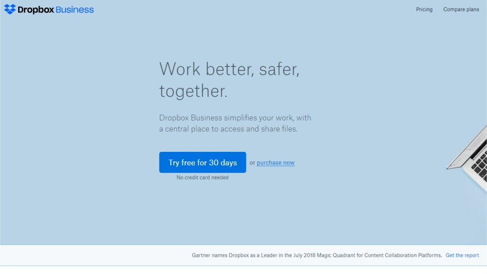 Dropbox Business - The ultimate file sync service