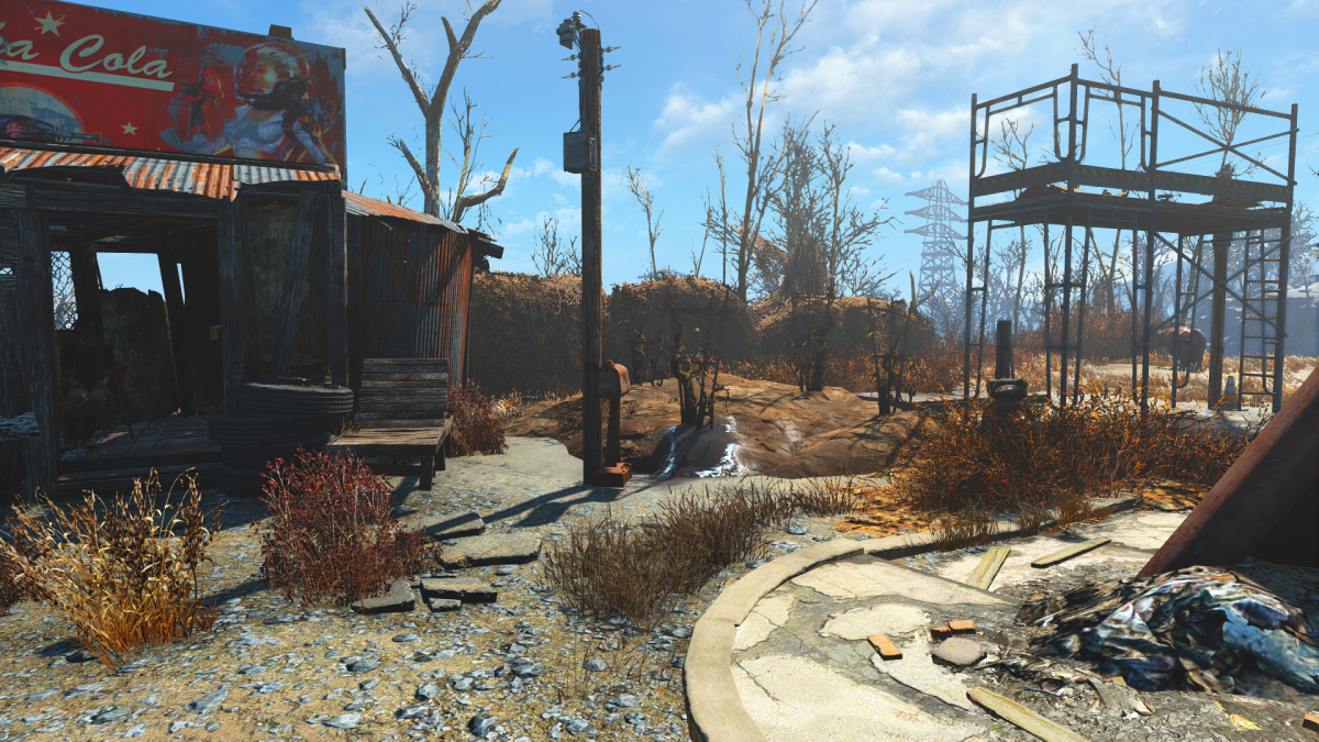Sim Settlements Mod Makes Your Settlers Build Their Own