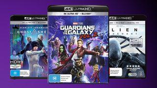 The best 4K Ultra HD Blu ray movies