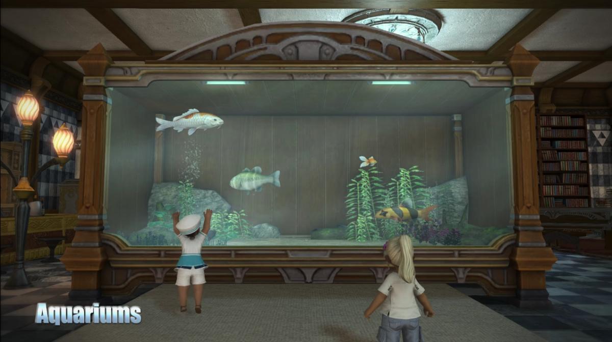 Final Fantasy Xiv Patch 3 4 Adds Apartments Aquariums