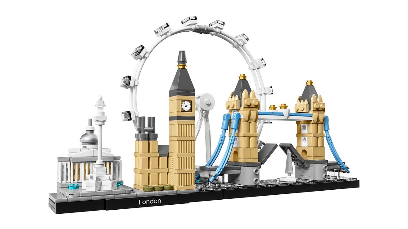 Best Lego Architecture sets: London