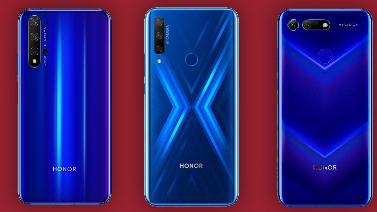Best Honor phones 2020: these are the top Honor handsets from Huawei's sub-brand
