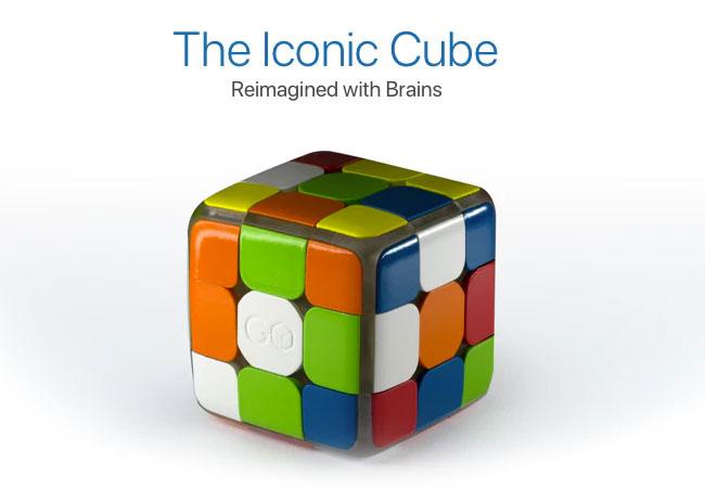 The GoCube, a new Rubik's Cube