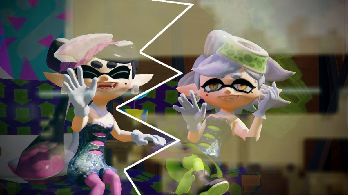 Splatoon 2's teasing a rift between the Squid Sisters… and IT'S ALL OUR FAULT