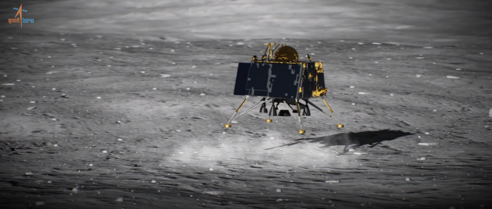 India Could Land on the Moon in 2020 with Chandrayaan 3