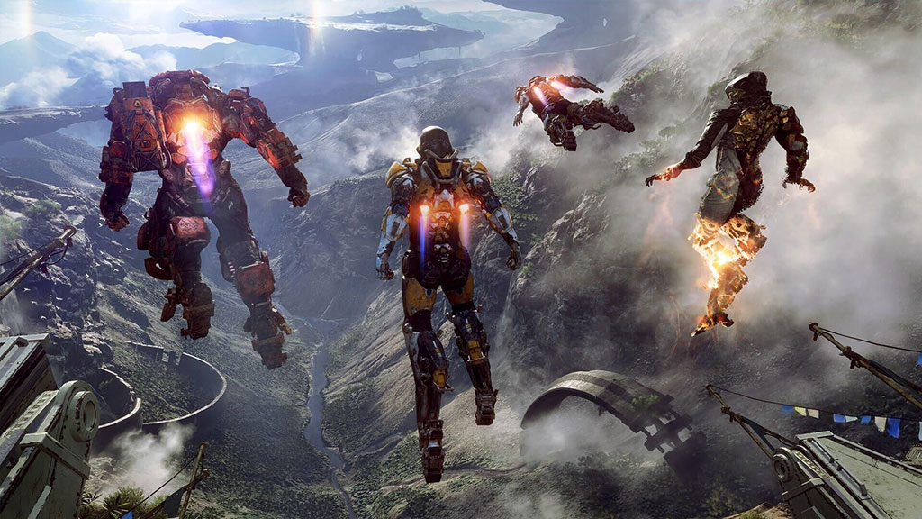 Anthem loot rate drop improved by update as Bioware shooter fights back 3