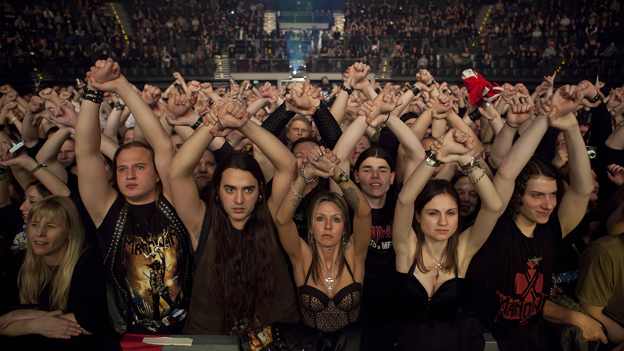 Manowar want YOU to be their Metal Ambassador in your home town