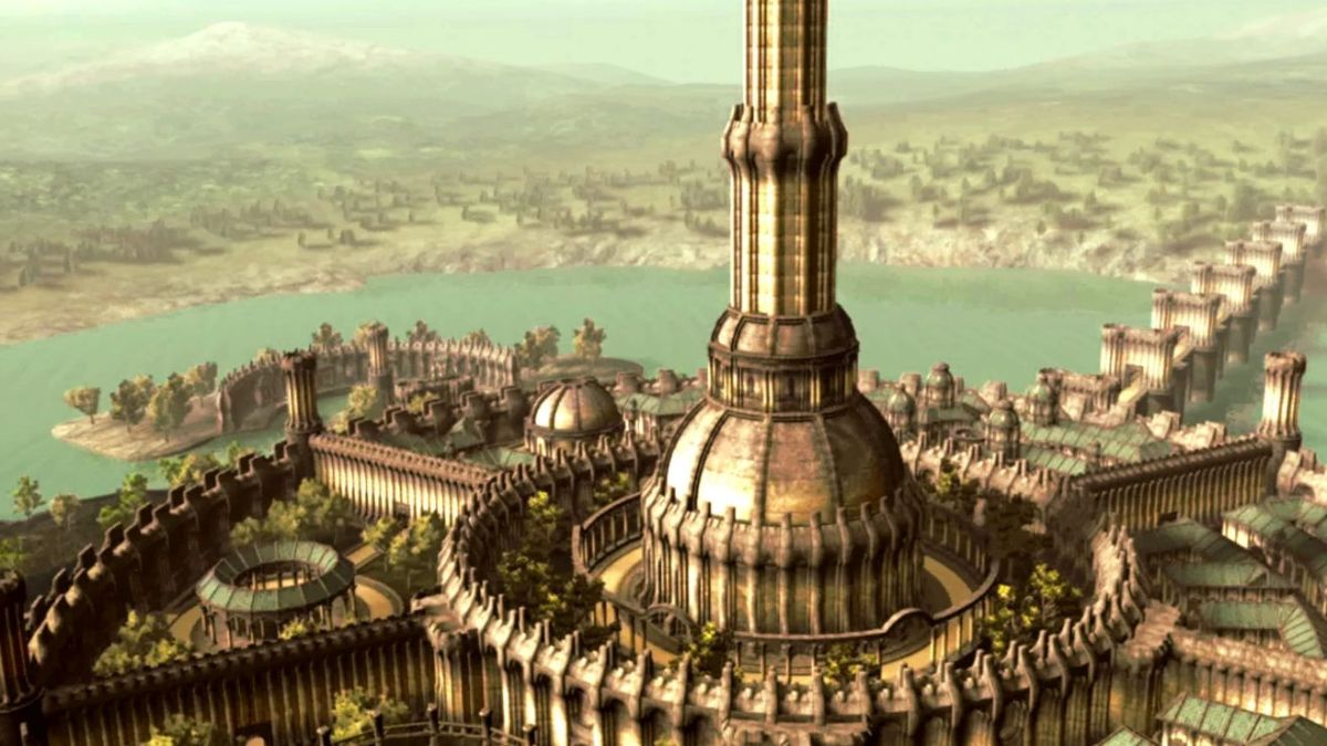 Why I love Oblivion's Imperial City