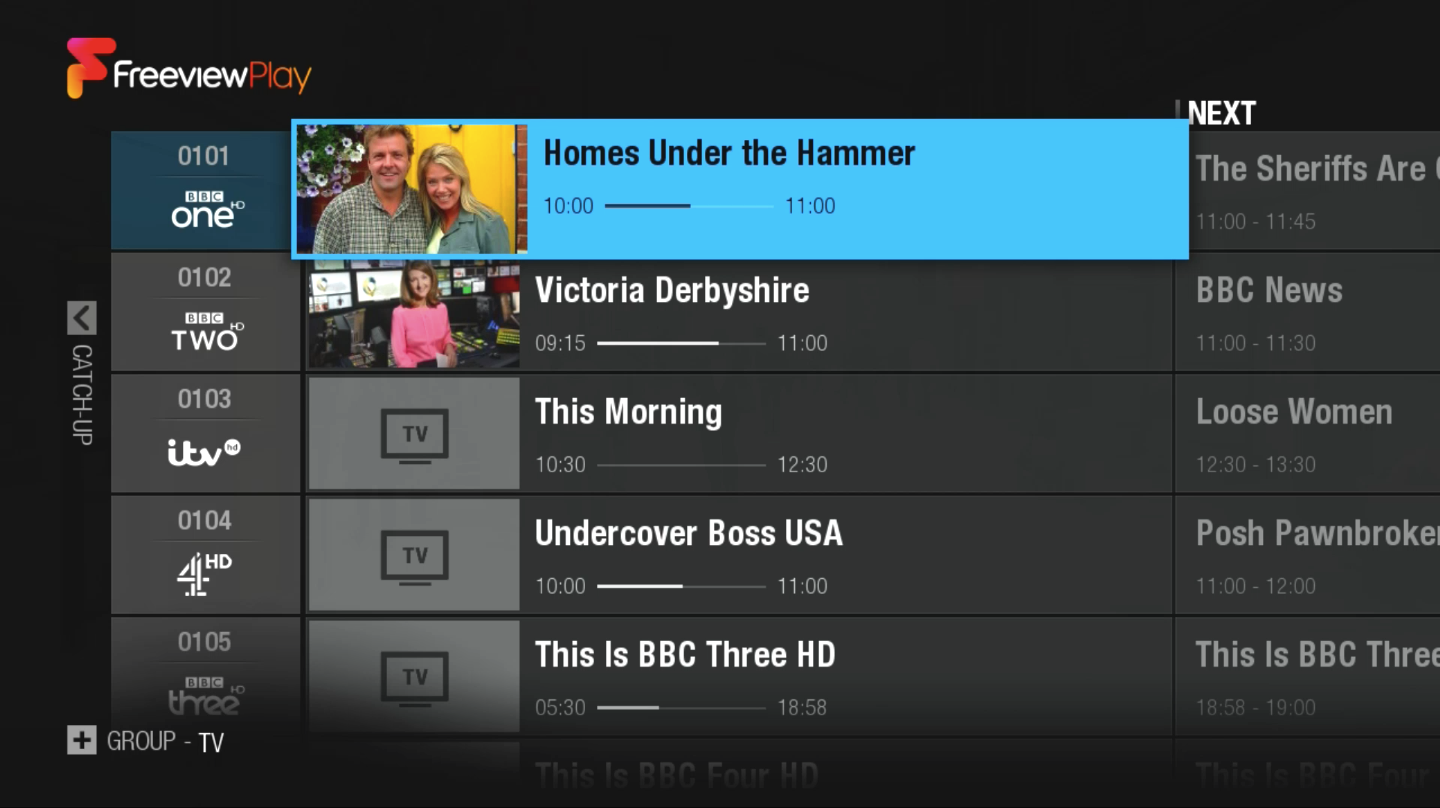 Freeview Play: everything you need to know about the UK's