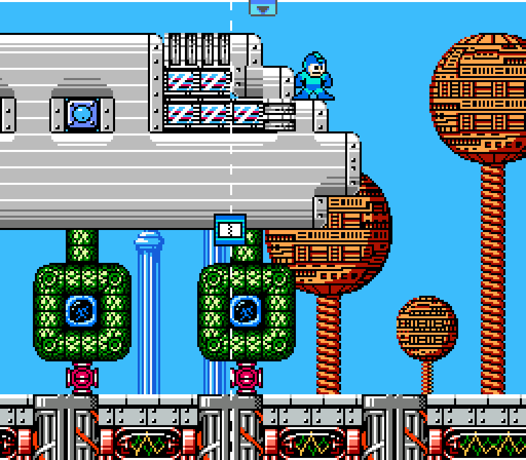 Mega Maker Is A Neat Looking, Unofficial Mega Man Level ...