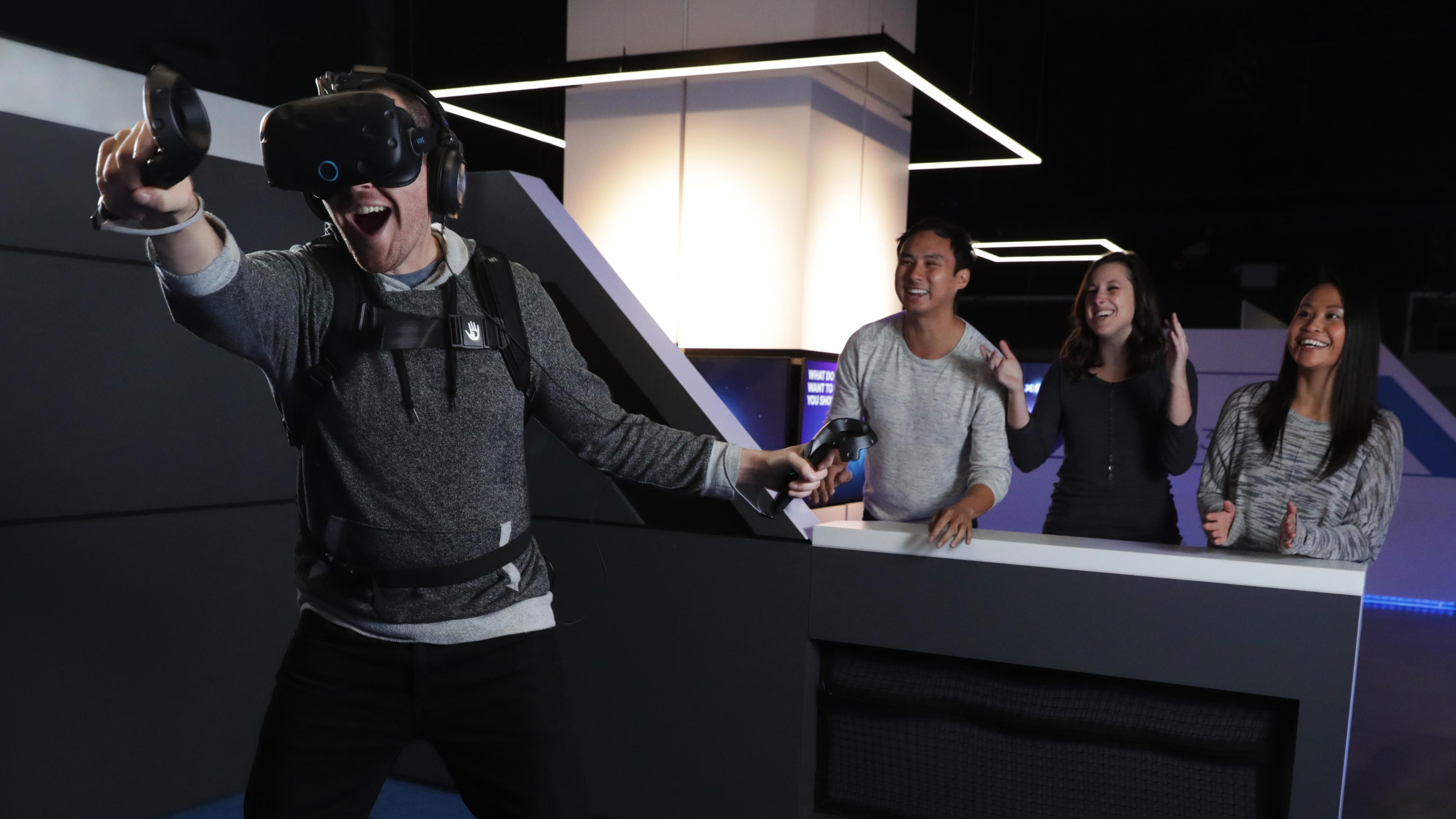 IMAX pulls the plug on its virtual reality arcade business