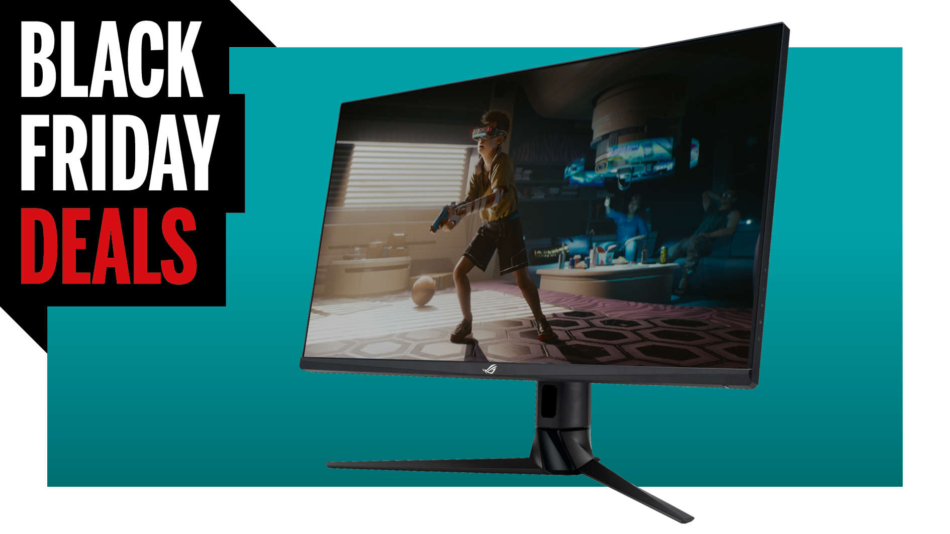 Black Friday gaming monitor deals 2021: the best and brightest screens at great prices