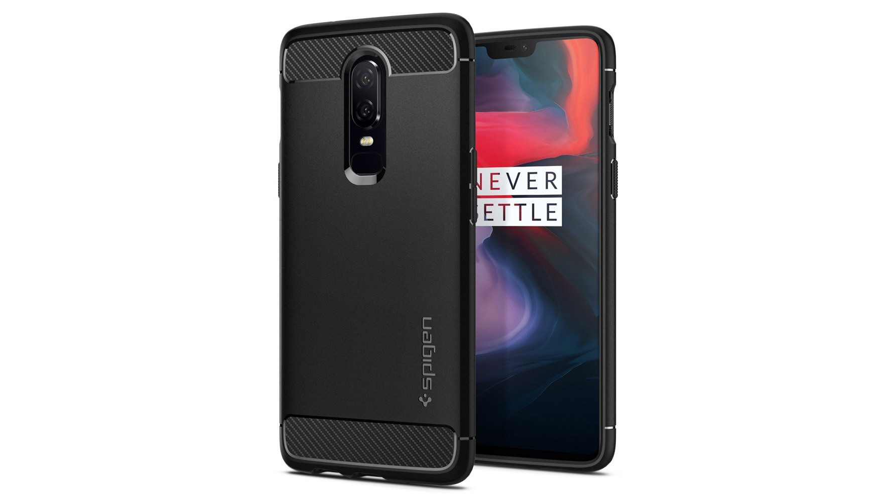 If you've been waiting because plenty of popular smartphone case manufacturers held out on making OnePlus 6 cases, don't worry.