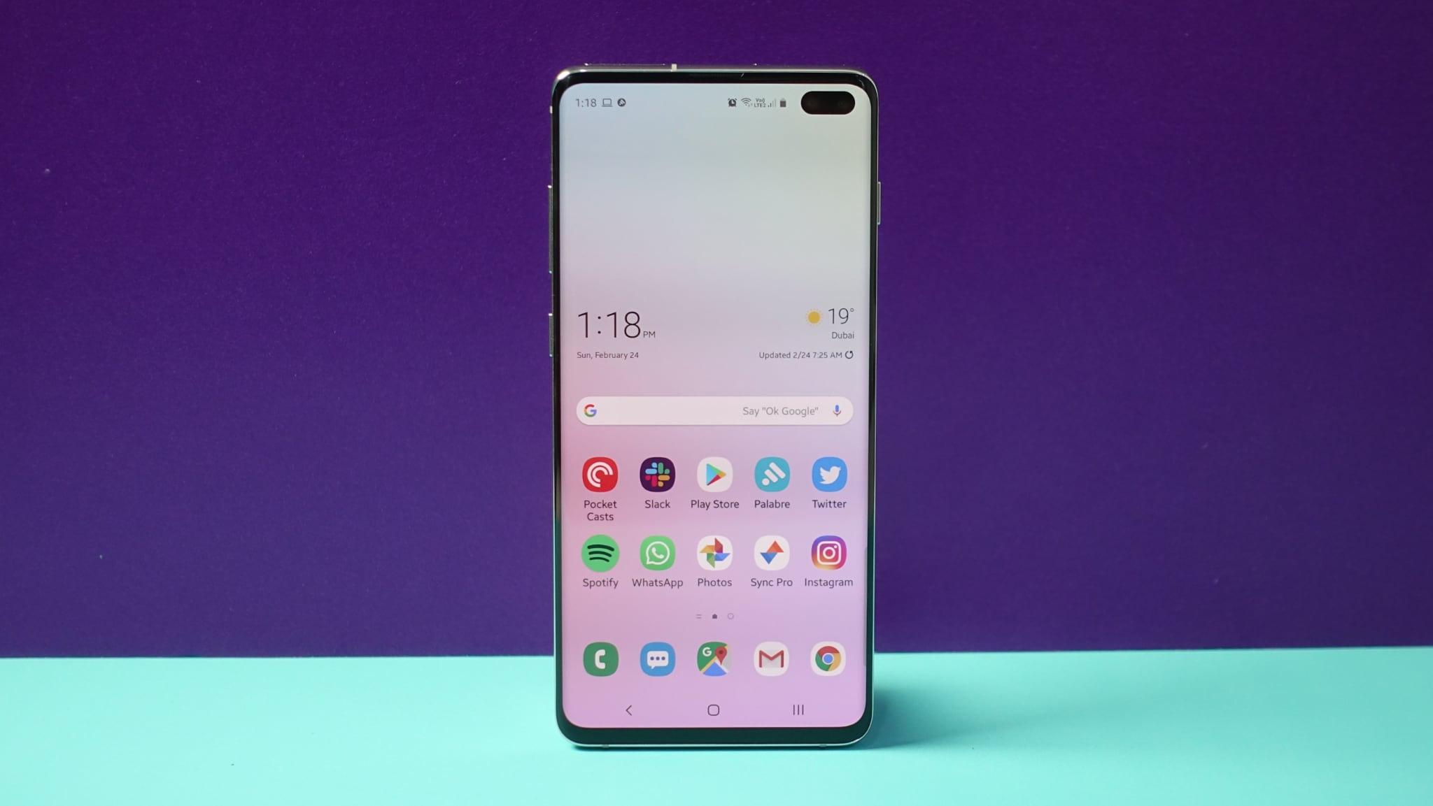 ▷ Samsung Galaxy Ofertas de S10 Plus: ahora es el momento de obtener el mejor teléfono inteligente del mundo 1