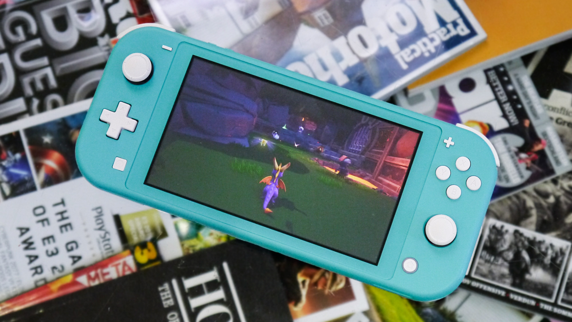 Nintendo Switch Lite Review Techradar