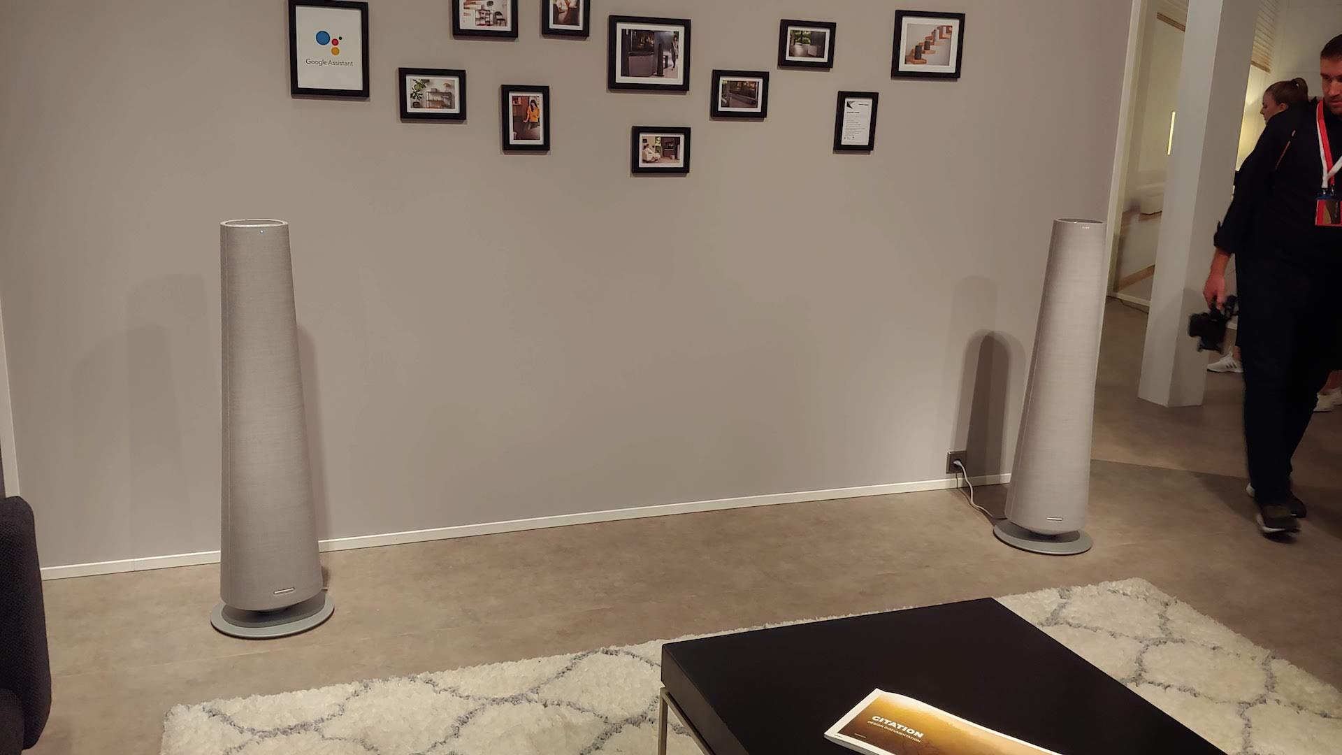 First look: Harman Kardon Citation home cinema range brings style and smart sonics