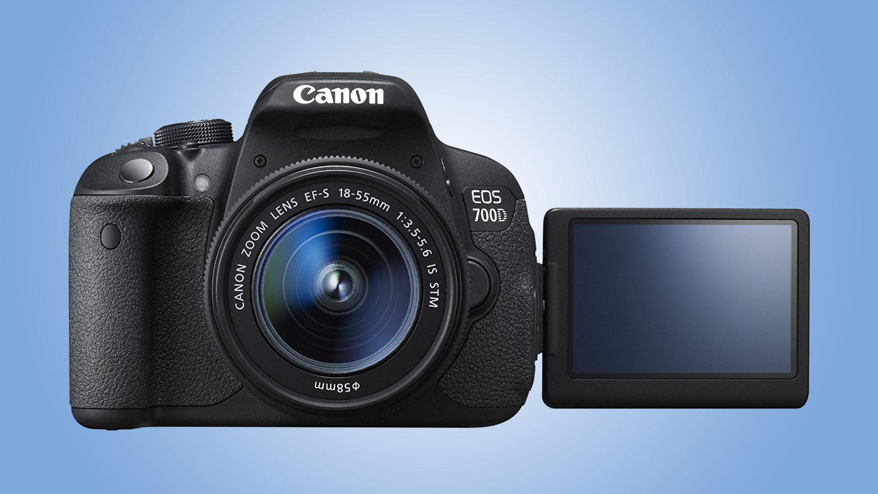 Canon EOS Rebel T5i / EOS 700D