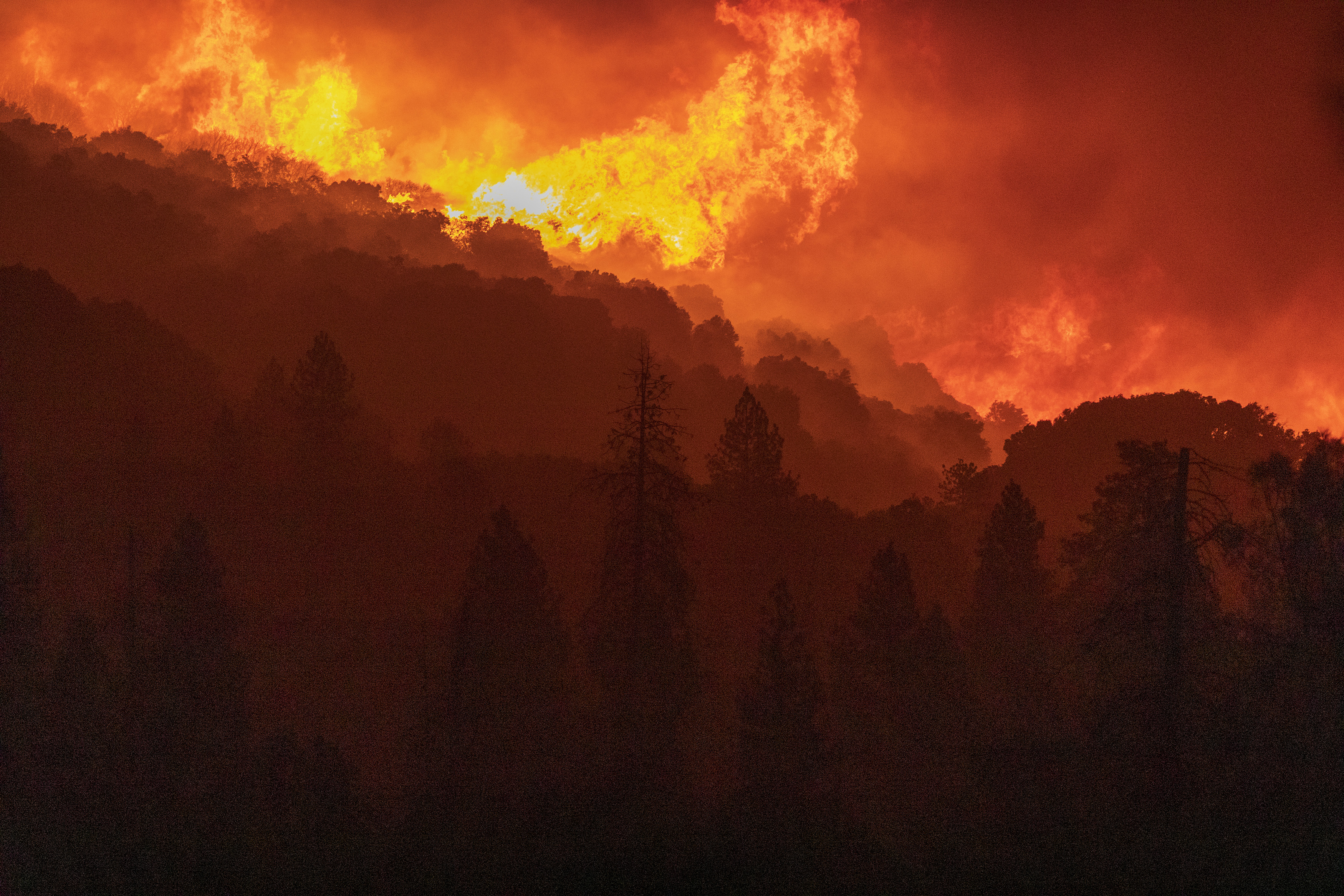 California wildfires have burned a record-breaking 2.2 million acres SmYq669oUrR6XFR54QqjX9