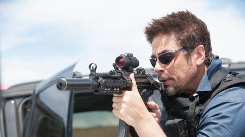 Coming Soon to the Predator Reboot: Benicio Del Toro?